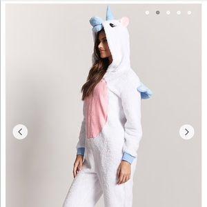 unicorn onesie🦄